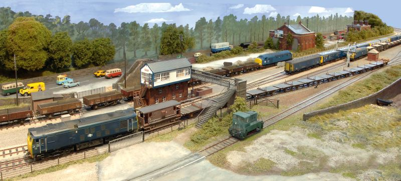 Lms model railway layouts designs